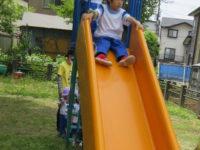 中島公園まで遊びにいって...